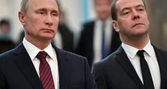 Крим віджали, літак збили: як Медведєва розізлили санкції