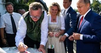 """Недарма танцювала з Путіним: ексміністерка з Австрії – у раді директорів """"Роснефти"""""""