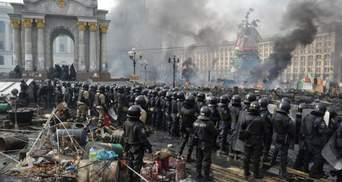 Чинного поліцейського підозрюють у побитті журналістів на Майдані у 2014 році