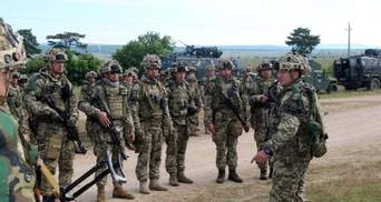 """Відпрацювали """"бойові зіткнення"""": українські десантники беруть участь у навчаннях в Угорщині"""