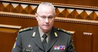 Хомчак назвал направления, на которых активизировались пророссийские боевики