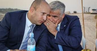 Президента вже повідомили: в Ізраїлі завершили формування коаліції без партії Нетаньяху