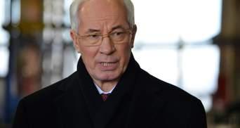 Азаров та інші ексрегіонали поширювали в ООН фейки про Майдан: Захід різко відповів