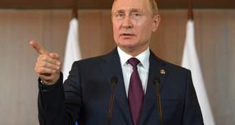Путін перейшов до відкритого протистояння