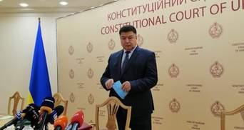 Гучна справа Тупицького: відсторонений голова КСУ став спільником українських олігархів