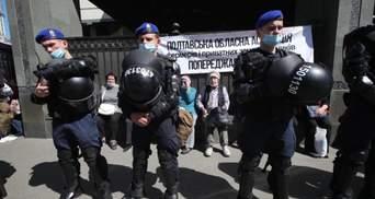КСУ продовжив розглядати конституційність земельної реформи: під судом – мітинги