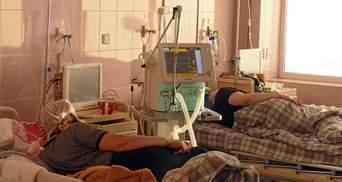 Пациентка с COVID-19 в Днепре выбросилась из окна больницы