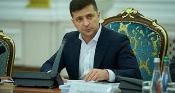 Зеленский не подпишет изменения в закон о е-декларировании
