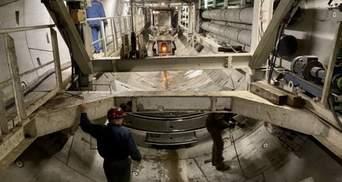 Перші 1 000 метрів: на Виноградарі триває будівництво метро