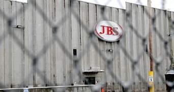 Американська м'ясопереробна компанія JBS відновила роботу після атаки хакерів з Росії