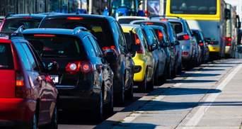 Пробки в Киеве 4 июня: как лучше объехать – онлайн-карта
