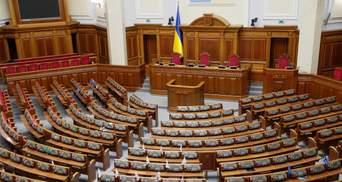 """Реальна боротьба чи """"звичайний пшик"""": що парламентські фракції думають про закон про олігархів"""