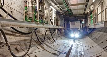 """У """"Київметробуді"""" обіцяють, що встигнуть відкрити метро на Виноградар цьогоріч"""