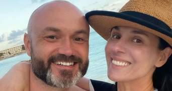 Маша Єфросиніна замилувала мережу романтичними селфі з чоловіком