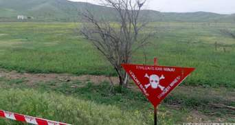 Возле Карабаха подорвались азербайджанские журналисты: 3 погибших