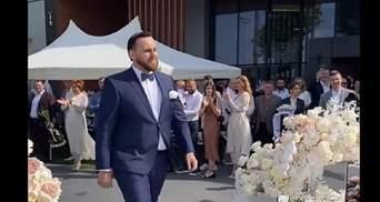 Ровненский депутат устроил свадьбу за 1,5 миллиона и мстит журналистам за ее освещение