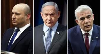Політична криза в Ізраїлі: хто очолить країну після Нетаньяху