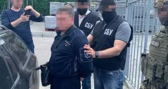 Интерпол разыскивал за тяжкие преступления: контрразведка СБУ задержала россиянина
