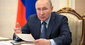 """Часу залишається все менше, – Зеркаль про заяву Путіна щодо """"Північного потоку-2"""""""