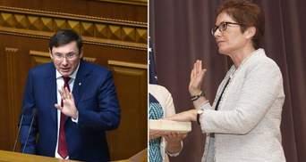 Мне было стыдно, – Зеркаль о скандале Луценко с экс-послом США Йованович