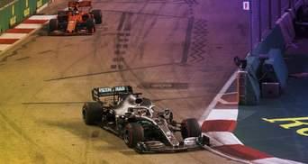 Формула-1: гран-при Сингапура не состоится второй год подряд