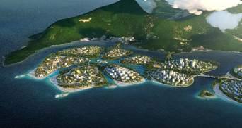 Як виглядає майбутнє: фото неймовірного футуристичного проєкту у Малайзії