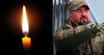 """Герої – навіки живі: помер заступник командира полку """"Азов"""" з тилу Олександр Павлюк"""