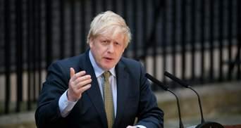Прем'єр Британії Джонсон закликав G7 вакцинувати весь світ до кінця 2022 року