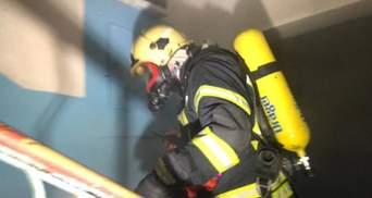 В Одесі сталась пожежа в університетському гуртожитку: є постраждалий