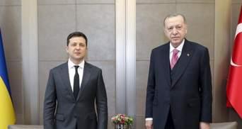 Ердоган скаржився Зеленському на погрози з боку Путіна, – ЗМІ