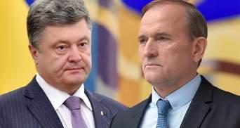 Медведчук и Порошенко помогали террористам зарабатывать на угле: как это удалось