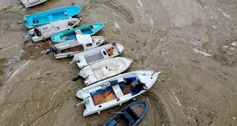 """Найбільше поширення в історії: Мармурове море вкрилося """"слизом"""", що руйнує екосистему"""