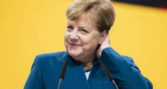 Партия Меркель одерживает победу на выборах в Саксонии-Ангальт