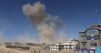В Афганистане подорвалось авто: погибли как минимум 10 сотрудников афганских сил безопасности