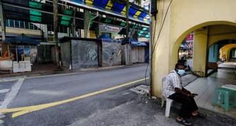 """У Малайзії дрони-сканери """"шукають"""" людей із високою температурою"""