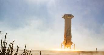 Джефф Безос летить в космос: відома дата