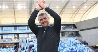 Найдорожчий український тренер: стала відома зарплата Реброва в Аль-Айні