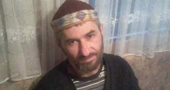 Не може самостійно ходити: у політв'язня Абдурахманова погіршилося здоров'я