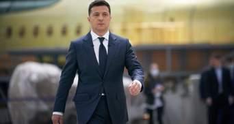 Зеленский рассказал, когда поедет в США к Байдену