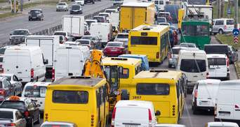 Пробки в Киеве 8 июня: как лучше объехать – онлайн-карта