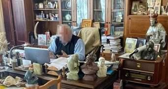 Переполох у київському Інституті рибного господарства: арештували директора, провели обшуки