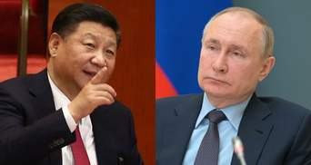 Конфлікт між Китаєм і Тайванем є віддзеркаленням російсько-української війни, – Печій