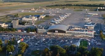 """В """"Борисполе"""" из-за сообщения о минировании обыскали самолет из Тбилиси"""