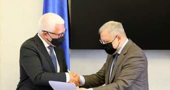 Україна співпрацюватиме з Норвегією у сфері ядерної безпеки