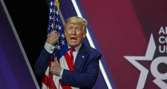 Задом наперед: штаны Трампа вызвали серьезные дискуссии в США – фото