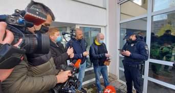 ДБР відкрило справу через перешкоджання журналістам під час захисту дисертації Киви