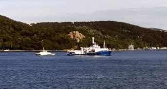 На рівному місці: військовий катер Росії зламався по дорозі в Середземне море