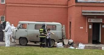 У Росії в лікарні загорівся апарат ШВЛ: є загиблі
