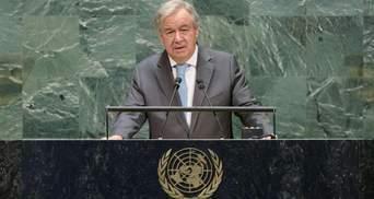 Выступает за глобальный план вакцинации: Совбез поддержал кандидатуру Генсека ООН Гутерриша