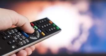 Три загальнонаціональні телеканали недотримують мовних квот в ефірі, – мовний омбудсмен